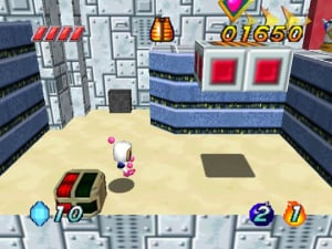Bomberman Hero Review - Screenshot 3 of 4