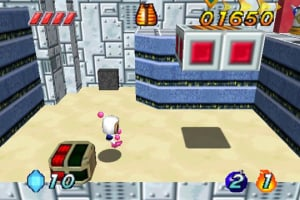 Bomberman Hero Screenshot