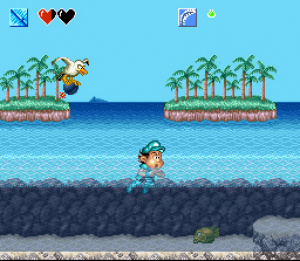 Super Adventure Island II Review - Screenshot 3 of 4