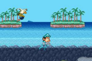 Super Adventure Island II Screenshot