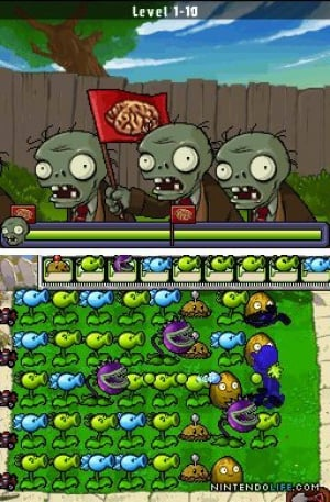 Plants vs. Zombies Review - Screenshot 1 of 3