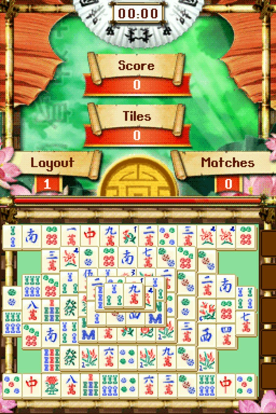 5-in-1 Mahjong Screenshot