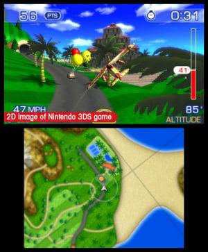 Pilotwings Resort Review - Screenshot 4 of 4
