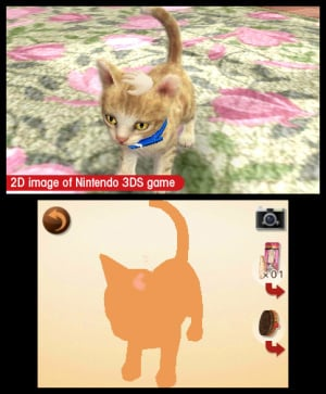 Nintendogs + Cats Review - Screenshot 4 of 6