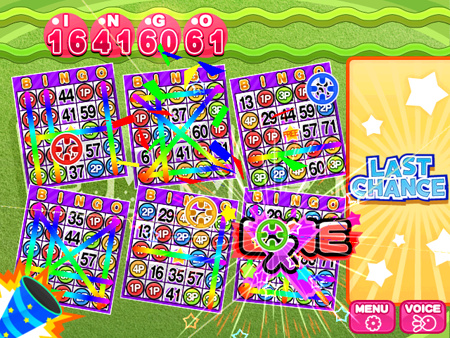 BINGO PARTY Deluxe Screenshot