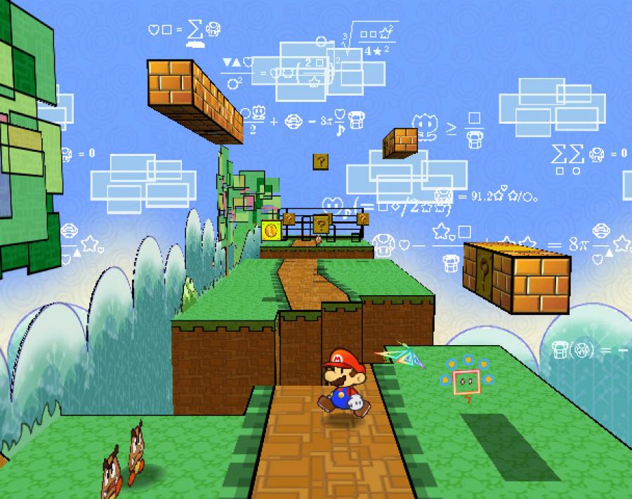 Super Paper Mario Review - Screenshot 3 of 6
