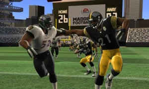 Madden NFL Football Review - Screenshot 2 of 4