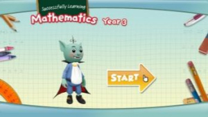 Successfully Learning Mathematics: Year 3 Review - Screenshot 2 of 3