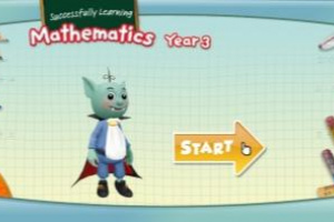 Successfully Learning Mathematics: Year 3 Screenshot