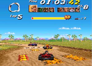 Street Racer Review - Screenshot 5 of 7
