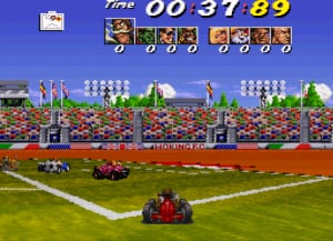 Street Racer Review - Screenshot 1 of 7