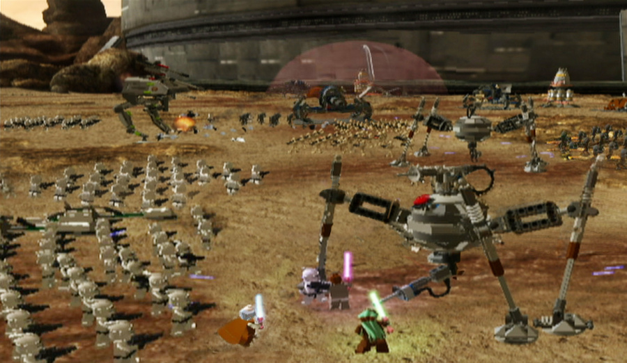 LEGO Star Wars III: The Clone Wars Review - Screenshot 5 of 5