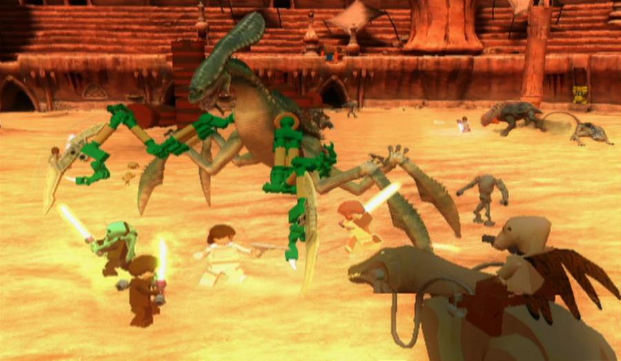 LEGO Star Wars III: The Clone Wars Review - Screenshot 2 of 5