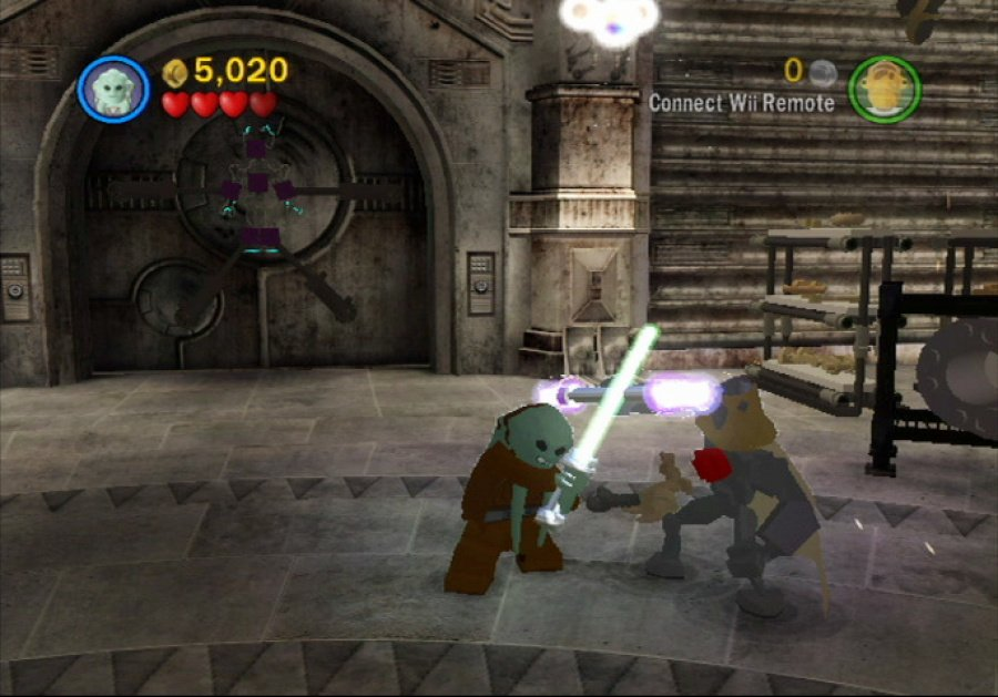 LEGO Star Wars III: The Clone Wars Review - Screenshot 3 of 5
