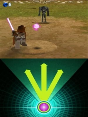 LEGO Star Wars III: The Clone Wars Review - Screenshot 1 of 3