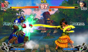 Super Street Fighter IV 3D Edition Review - Screenshot 4 of 5