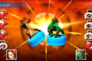 Super Street Fighter IV 3D Edition Screenshot