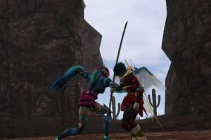Baten Kaitos Origins Screenshot