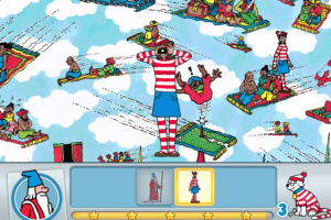 Where's Wally? Fantastic Journey 1 Screenshot