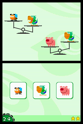 Big Brain Academy Screenshot
