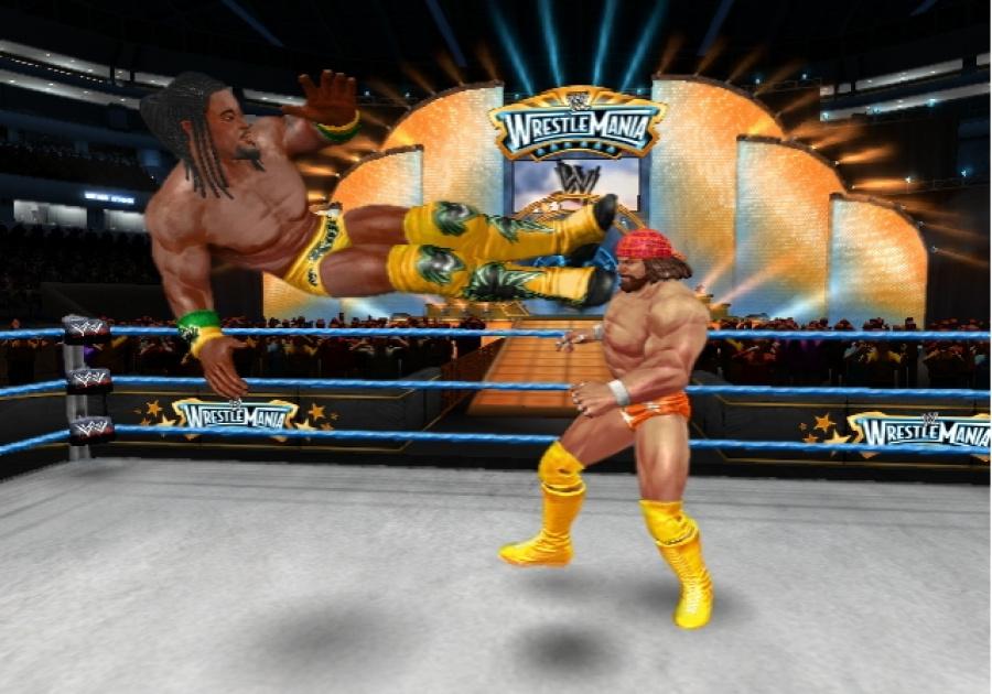WWE All Stars Review - Screenshot 1 of 5