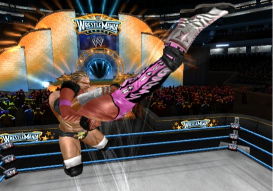 WWE All Stars Review - Screenshot 2 of 4