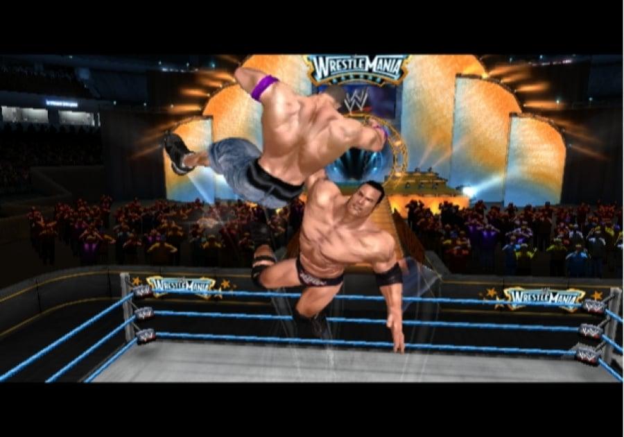 WWE All Stars Review - Screenshot 4 of 5