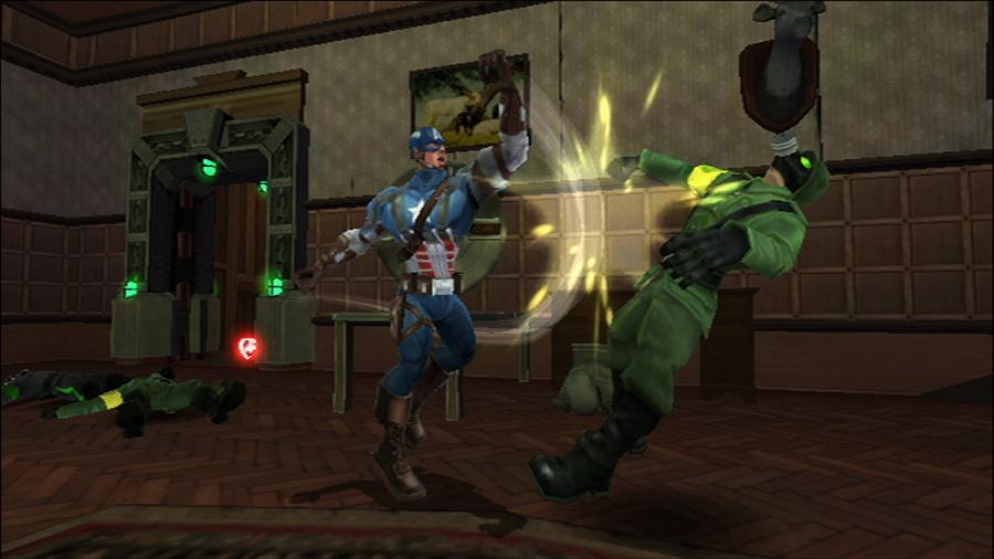 Captain America: Super Soldier Review - Screenshot 4 of 4