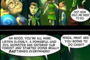 A Fairy Tale Screenshot