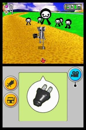 Chibi-Robo: Park Patrol Review - Screenshot 2 of 5