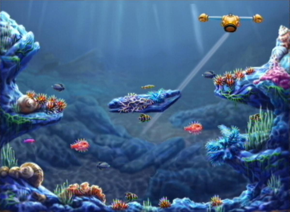 Planet fish wiiware news reviews trailer screenshots for Fishing planet game