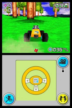 Chibi-Robo: Park Patrol Review - Screenshot 1 of 5