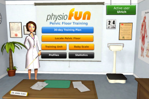 Physiofun: Pelvic Floor Training Screenshot