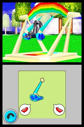 Chibi-Robo: Park Patrol Screenshot