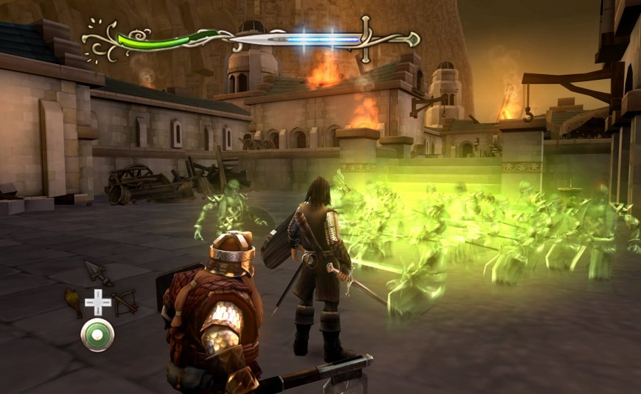 Lord of the Rings: Aragorn's Quest Review - Screenshot 1 of 4