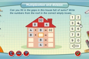 Successfully Learning Mathematics: Year 4 Screenshot