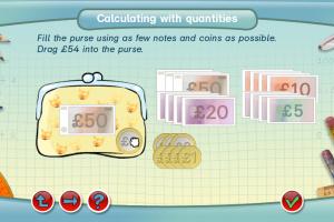 Successfully Learning Mathematics: Year 4 Screenshot