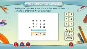 Successfully Learning Mathematics: Year 5 Review - Screenshot 1 of 2