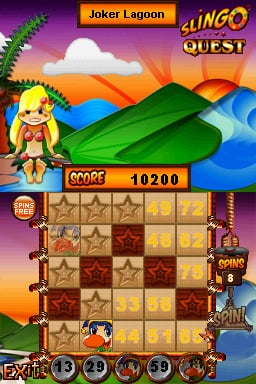 Slingo Quest Screenshot