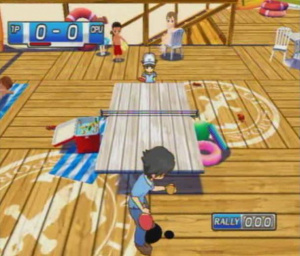 Family Table Tennis Review - Screenshot 3 of 5