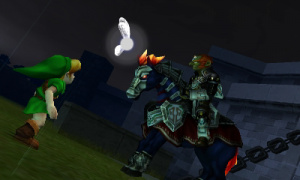 The Legend of Zelda: Ocarina of Time 3D Review - Screenshot 2 of 3