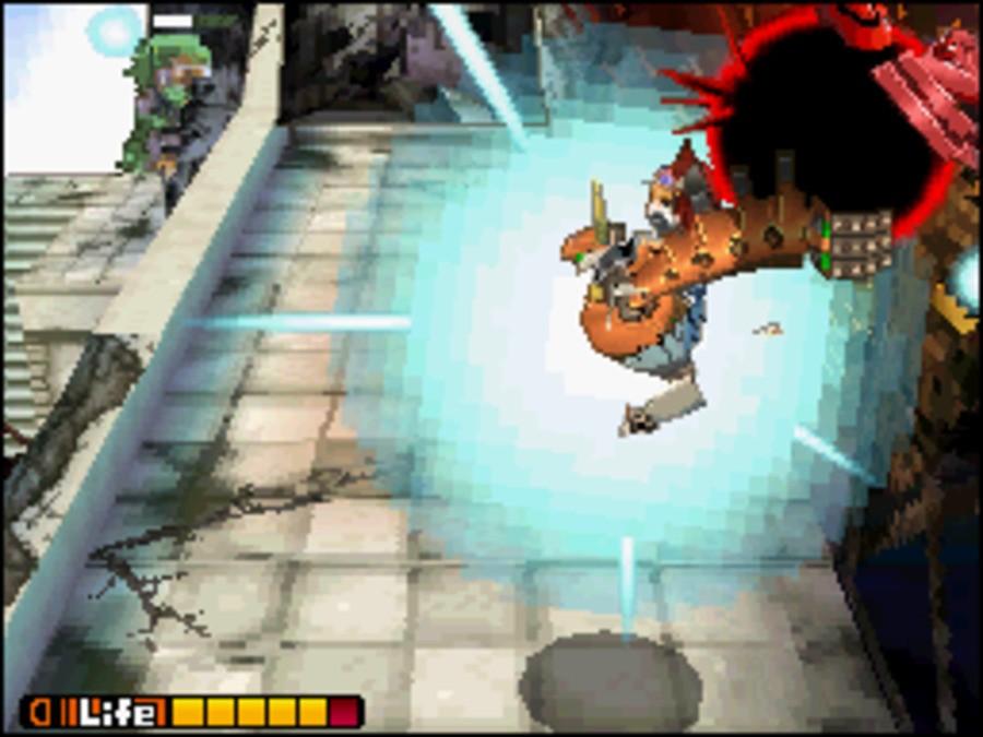 Solatorobo: Red the Hunter Screenshot