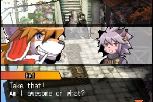 Solatorobo: Red the Hunter Screenshot