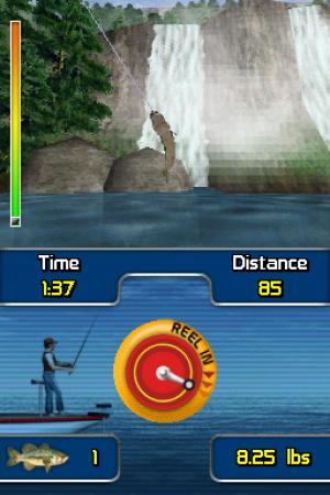 Big Bass Arcade Review - Screenshot 2 of 2