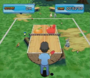 Family Table Tennis Review - Screenshot 4 of 5