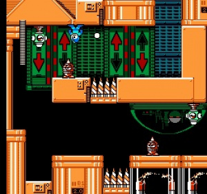 Mega Man 5 Review - Screenshot 1 of 3