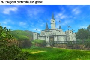 The Legend of Zelda: Ocarina of Time 3D Screenshot