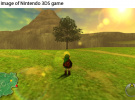 The Legend of Zelda: Ocarina of Time 3D Screenshot