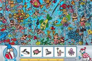 Where's Wally? Fantastic Journey 2 Screenshot