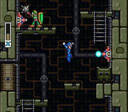Mega Man X Screenshot